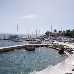 Strandteil von Opatija