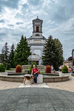 Evangelische Kirche in Poprad